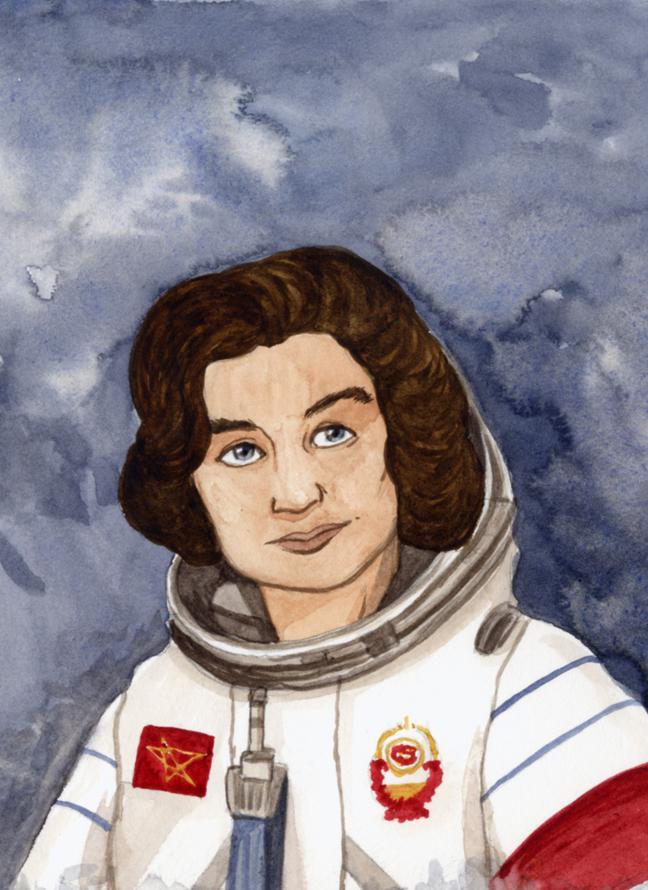 valentina tereshkova international women s day a quiet