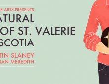 the unnatural journey of st. valerie to nova scotia